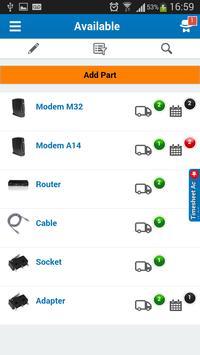 ClickMobile Communication apk screenshot