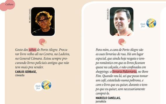 240 Prazeres de Porto Alegre apk screenshot