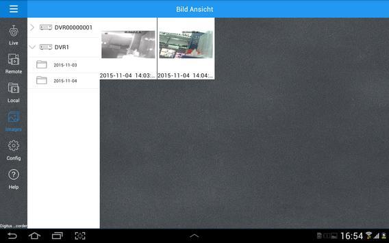 Digitus Recorder apk screenshot