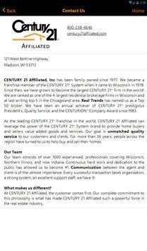 Century 21® Affiliated apk screenshot