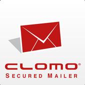 CLOMO SecuredMailer icon