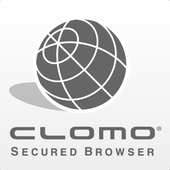 CLOMO SecuredBrowser icon