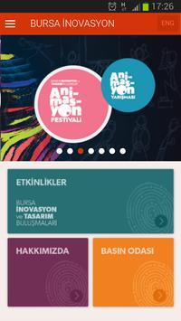 İnovasyon Tasarım Buluşmaları poster