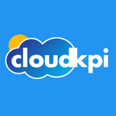 Cloud KPI icon