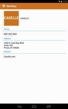 Caselle Inc. apk screenshot