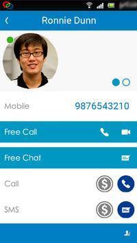 XwebPhone International Calls apk screenshot