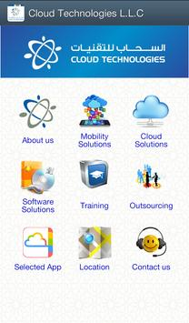 Cloud Technologies L.L.C poster