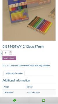 Pencil Wah Yuen apk screenshot