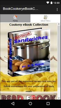 Cookery eBook Collection apk screenshot