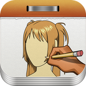 How to Draw Hair Styles icon