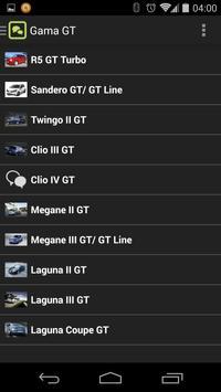 Club Renault GT apk screenshot