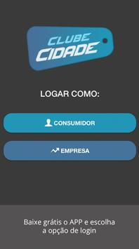 Clube Cidade poster