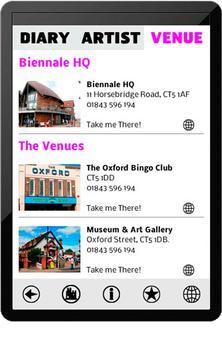 Whitstable Biennale 2012 apk screenshot