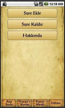 Sesli Kuran-ı Kerim Meali apk screenshot