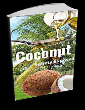 Coconut Oil Secrets Exposed poster
