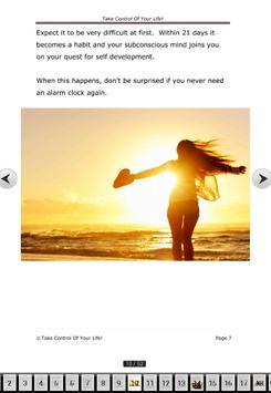 Take Control Of Your Life apk screenshot