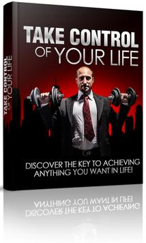 Take Control Of Your Life poster