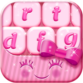Cute Keyboard Themes for Girl icon