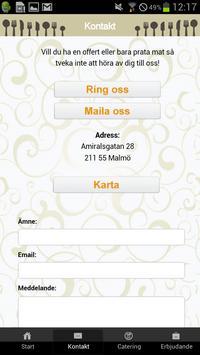 Lillans Café apk screenshot