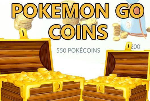 Free Pokecoins apk screenshot
