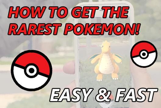 Secrets for Pokemon Go apk screenshot