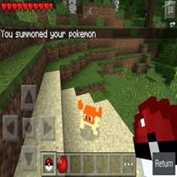 Cube Pixelmon Mod MCPE apk screenshot