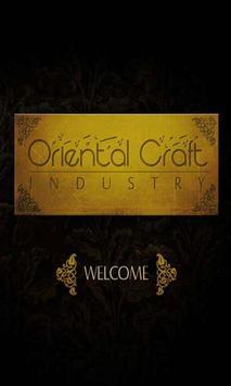 Oriental Craft poster