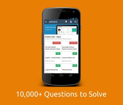 India Consulting Jobs apk screenshot