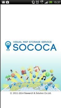 SOCOCA poster
