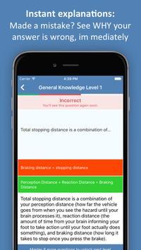 CDL Practice Test apk screenshot