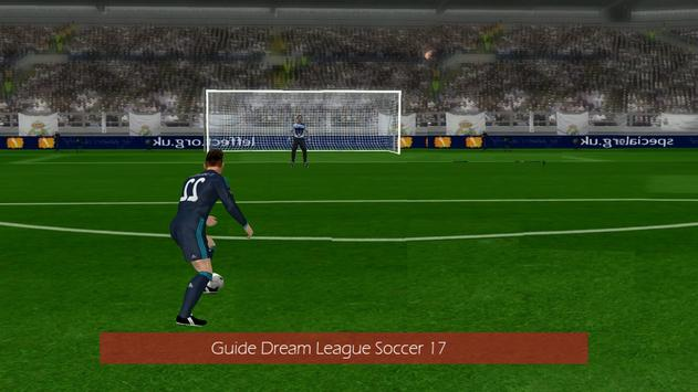 Guide Dream League Soccer 17 poster