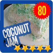 Coconut Jam Recieps Complete icon