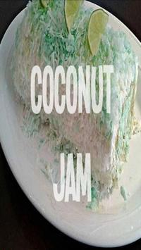 Coconut Jam Recieps Complete poster