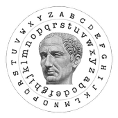 Caesar Cipher icon