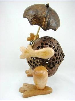 Coconut Shell Crafts apk screenshot