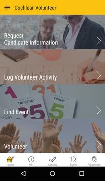 Cochlear™ Volunteer apk screenshot