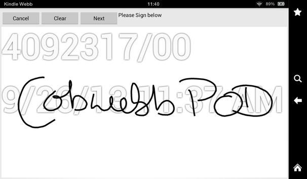 CobwebbPOD apk screenshot