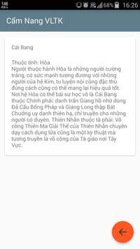 Võ Lâm Truyền Kỳ CTC apk screenshot