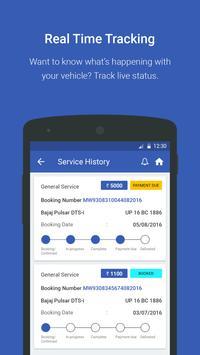 MotorWhiz - Car & Bike Service apk screenshot