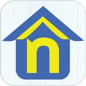 Real Estate by LooknMove.com icon