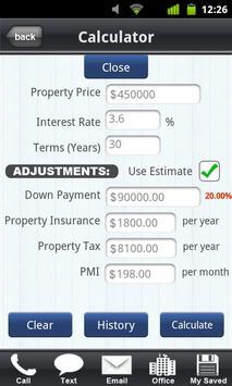 Real Estate by LooknMove.com apk screenshot