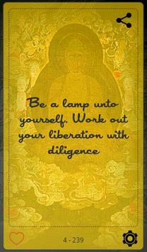 The Buddha Quotes apk screenshot