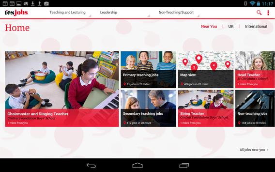 TES Jobs apk screenshot
