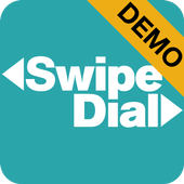 SwipeDial Picture Phone Demo icon