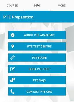 PTE Prep apk screenshot