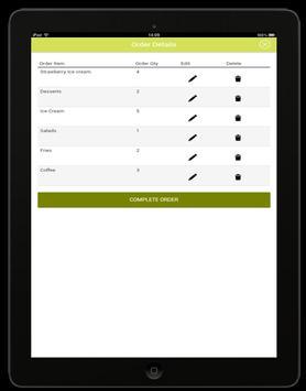 eMenu Demo apk screenshot