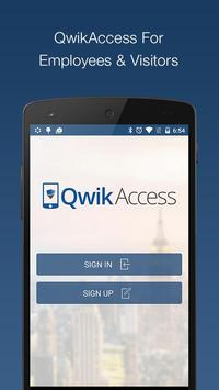 QwikAccess poster