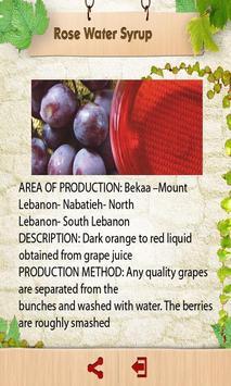 Lebanese Traditional Recipes apk screenshot