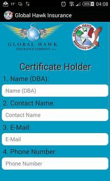 Global Hawk Insurance poster