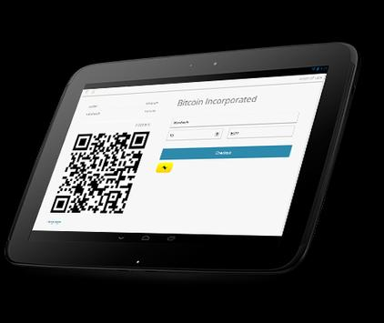 Coinify POS poster